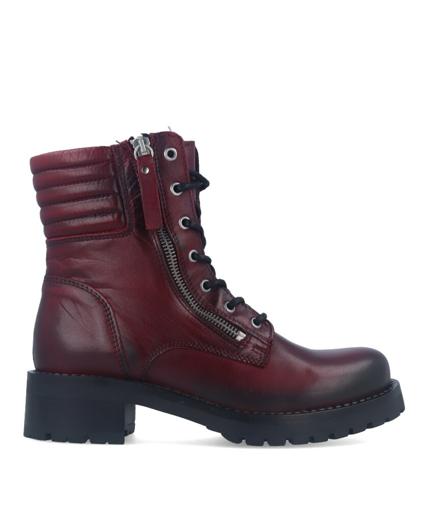 Traveris B-1887 military style boot