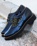 Patent leather shoe Pitillos 6421