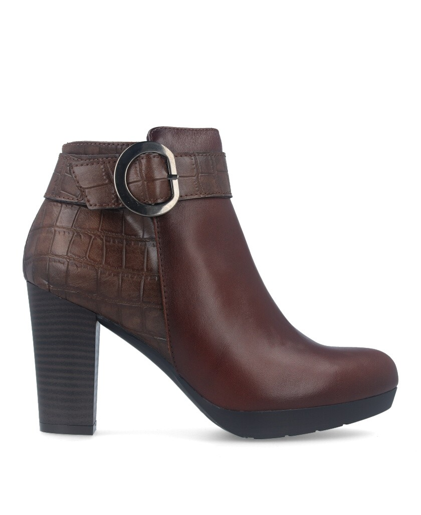 Heeled ankle boots Patricia Miller 4056