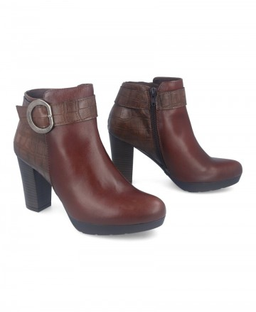 Catchalot Heeled ankle boots Patricia Miller 4056