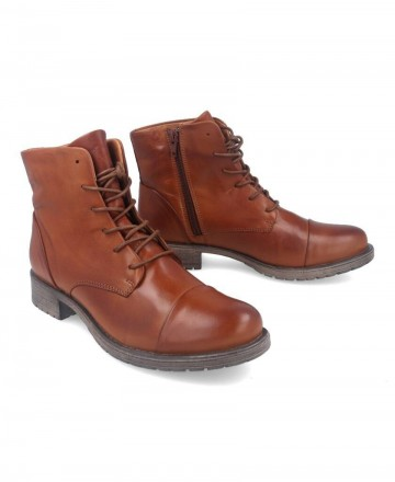 Catchalot Bota informal de piel Traveris IB18246