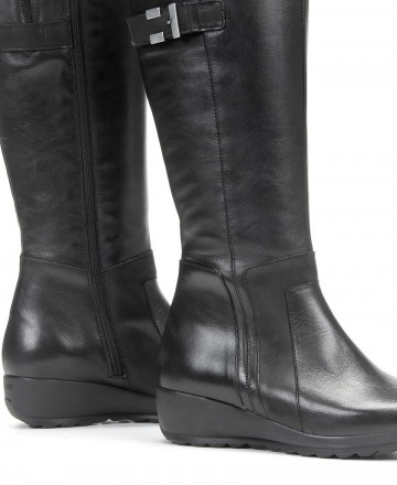 Catchalot High boot with wedge Fluchos Mar
