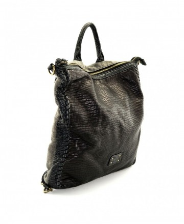 DMR touch Paula Coffee shoulder bag10472