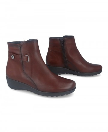 Catchalot Smooth leather ankle boots Fluchos Mar F1074