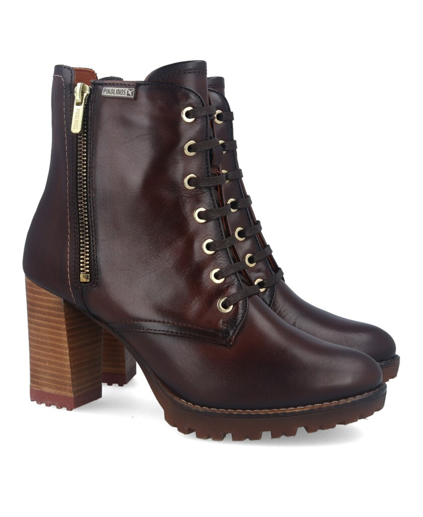 Lace-up ankle boot Pikolinos Connelly W7M-8788