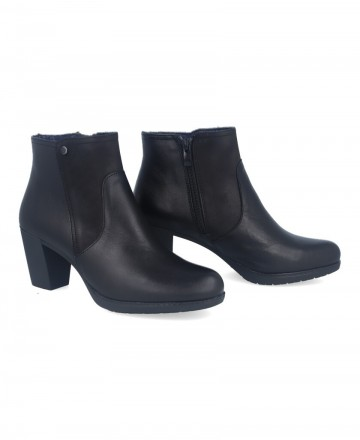 Catchalot Dorking Evelyn D8438 black ankle boots