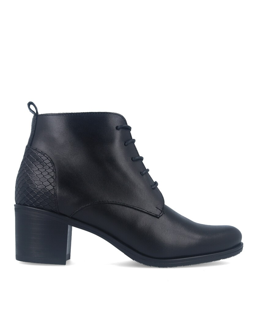 Catchalot MA 220010 lace-up ankle boots