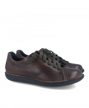 Catchalot C-1001 brown leather shoe