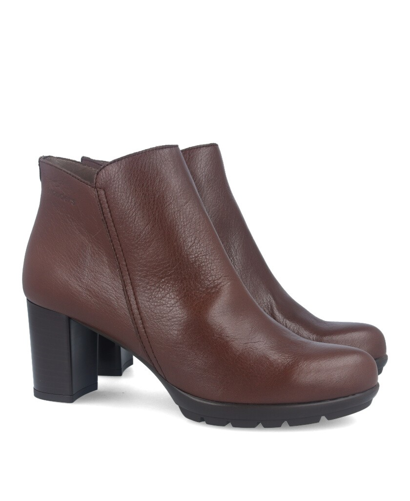 Wonders I-6707 high heel ankle boots