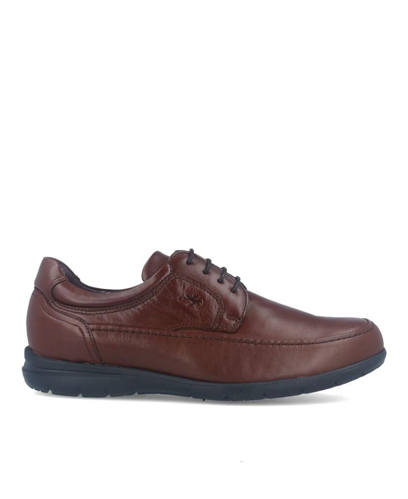 Zapato marrón Fluchos Luca 8498
