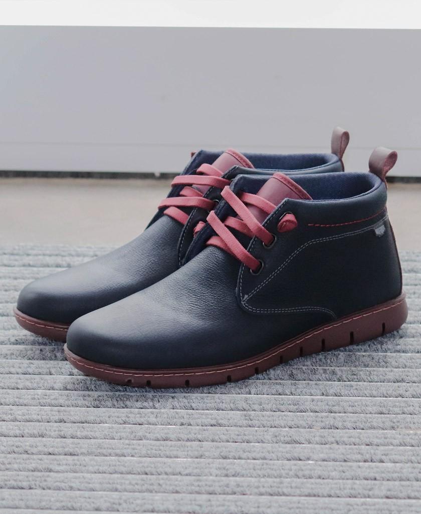 Blue bootie On Foot Safari Flex 8552