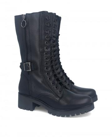 Tambi Bianco high combat boot