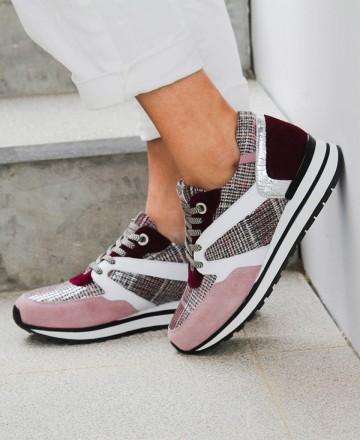 Catchalot Sneaker estampada Stephen Allen 6758-C1