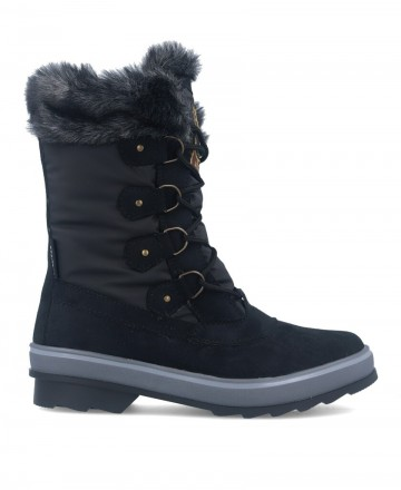 Flat boots with fur lining Catchalot Elisa