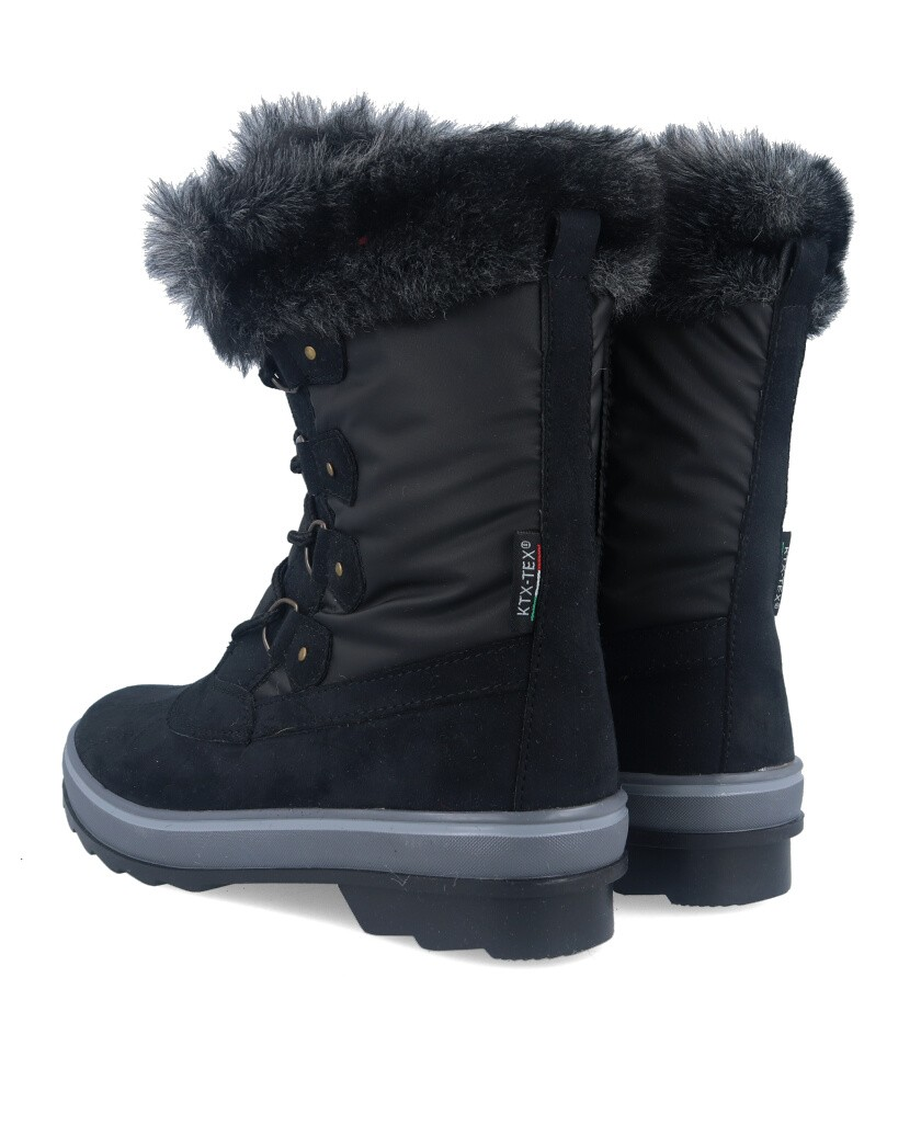 Eskimo boots with fur lining
