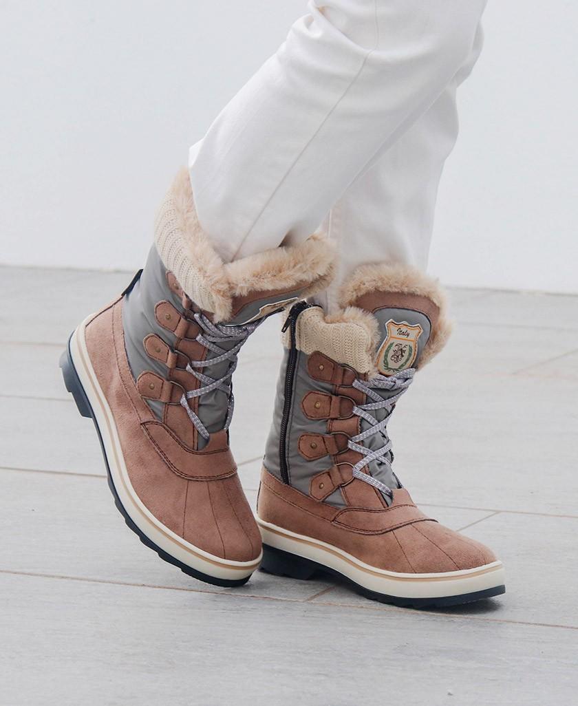 Venta de botas esquimales para la nieve