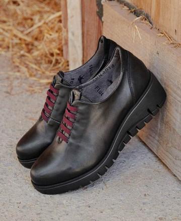 Catchalot Zapato de cuña Fluchos Manny F0698