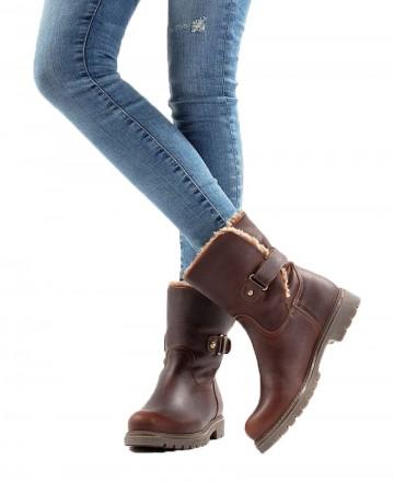 Catchalot Flat boots Panama Jack Felia B42