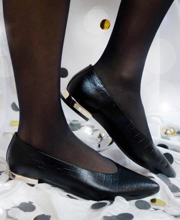Catchalot Ballerinas Gioseppo 60650 Liezen black