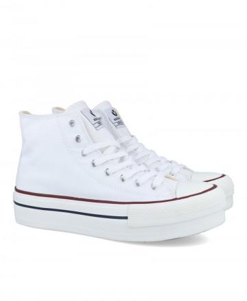 Zapatos Mujer - Botín sport de plataforma Victoria 1061101