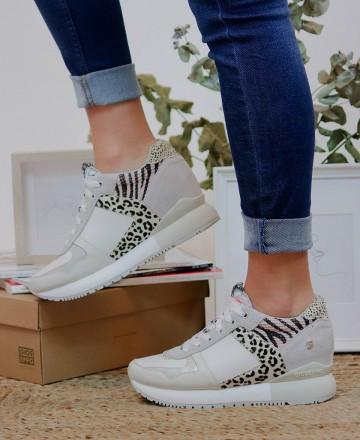 Catchalot Sneaker casual estampada Gioseppo Overland 62636
