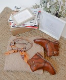 Casual leather ankle boots Pikolinos Aldaya W8J-8769