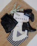 Pitillos 6338 leather ankle boots