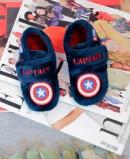 Zapatillas de casa de niños capitán américa Garzon N4156
