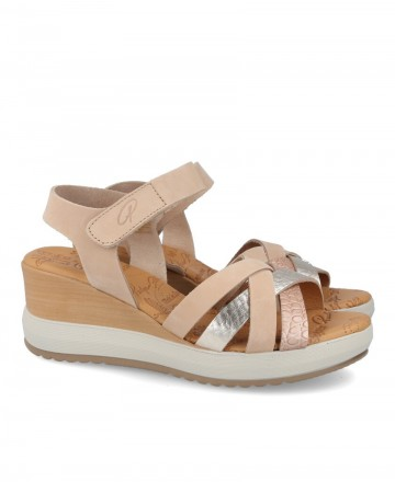 Women's wedge sandals Penelope 5945