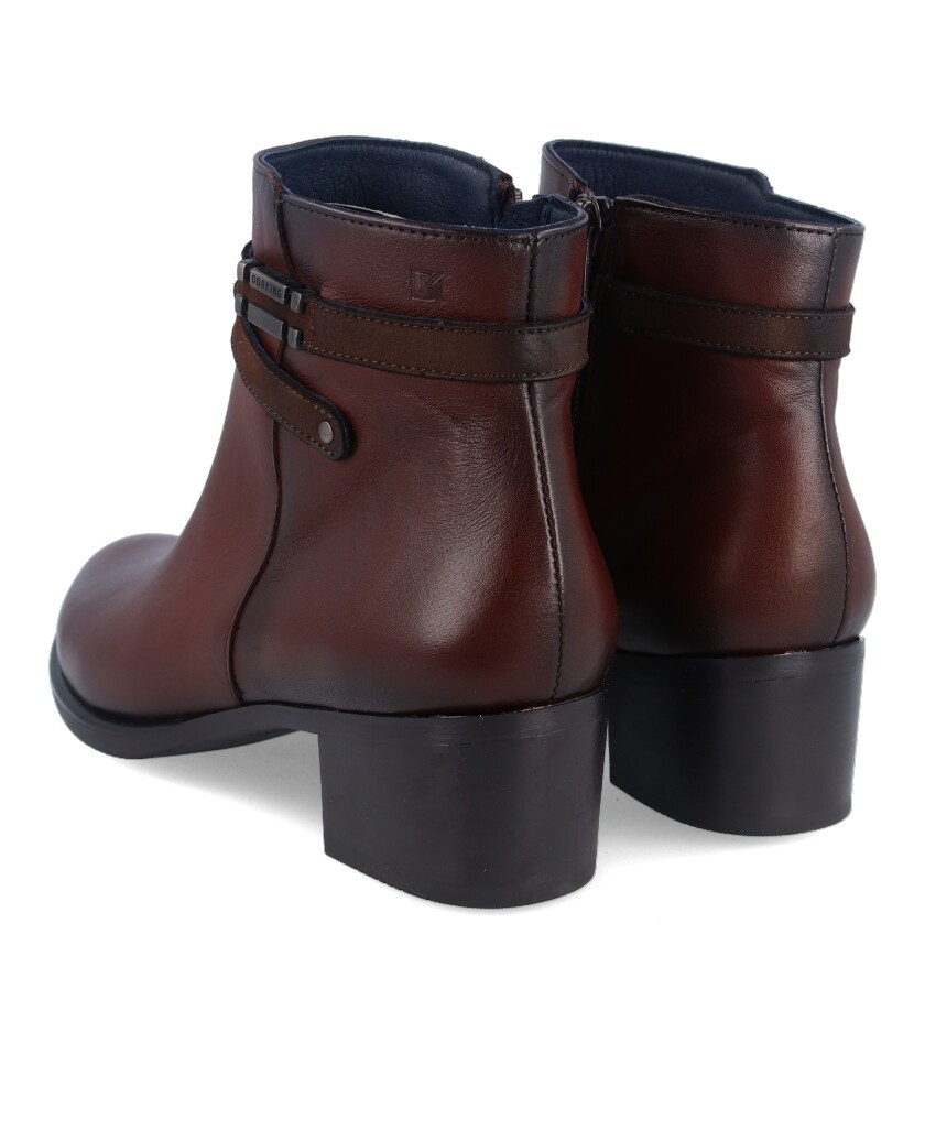 Buy Dorking Alegria D7637 leather ankle boots