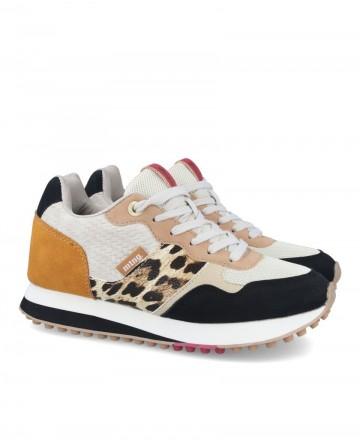 Zapatos Mujer - Zapatillas deportivas Mustang Selva 60033