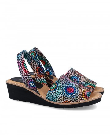 Colorful Penelope 5959 sandals