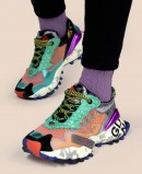 Colorful Exé K134 Fashion Sneakers
