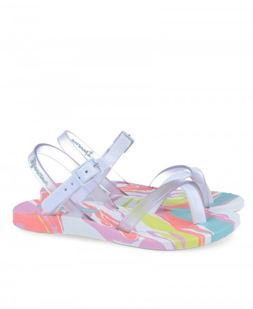 Flat flip flops for boy Ipanema 82892 Fashion