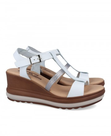 Wedge sandals Andares 116352