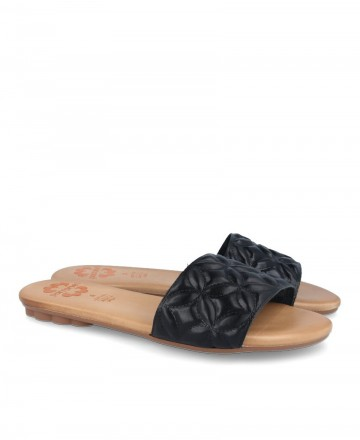 Porronet 2707 padded upper sandals