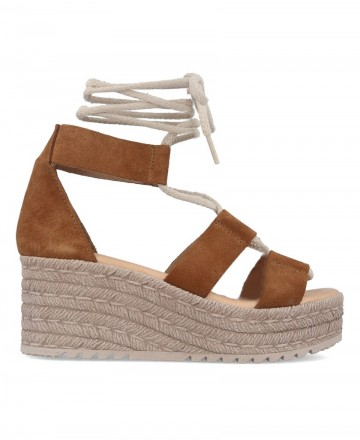 Andares 848230 lace-up wedge