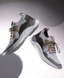 Zapatos deportivos Fluchos Atom Gris F0873