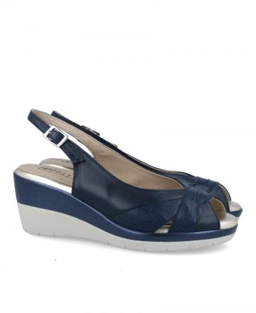 Pitillos 6630 undercut sandal