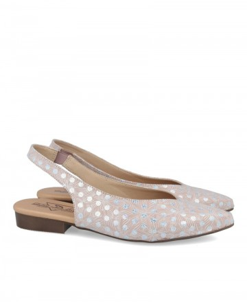 Low-heeled shoes Andares 131581