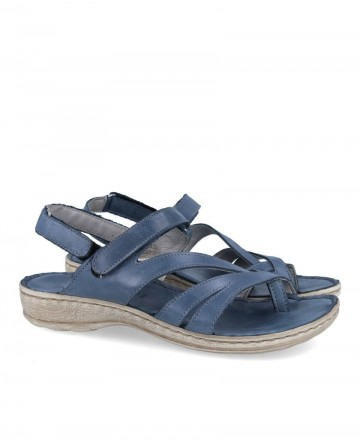 Walk & Fly sandals 7325-16160 blue