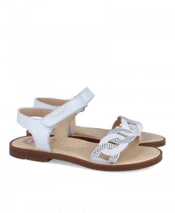 Pablosky 498108 flat sandals