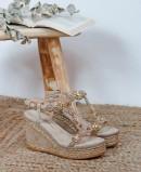 Wedge sandals Alma en Pena AP-531