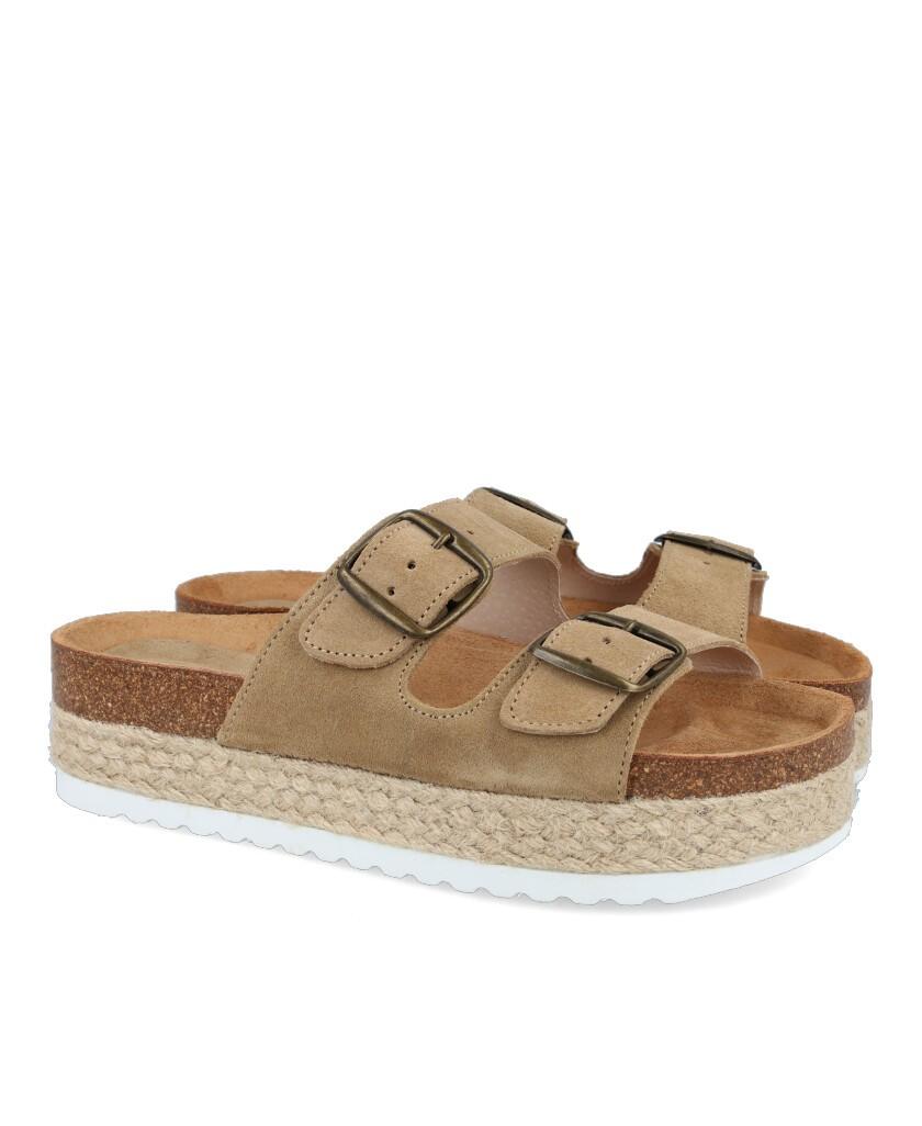 Sandalias Bio Colour Feet Turqueta