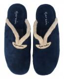 Zapatillas de estar por casa Garzon 3721.247 azul marino