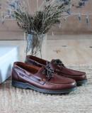 Callaghan Sea-Walker Shoes 53205 Brown