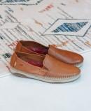 Zapatos casual sin cordones Fluchos Kendal Habana F0814