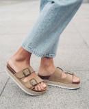 Sandals Bio Color Feet Turqueta