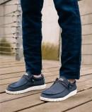 Zapatos de cordones de hombre Dude shoes Wally Sox