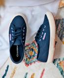 Superga Cotu Classic 2750 Blue Shoes